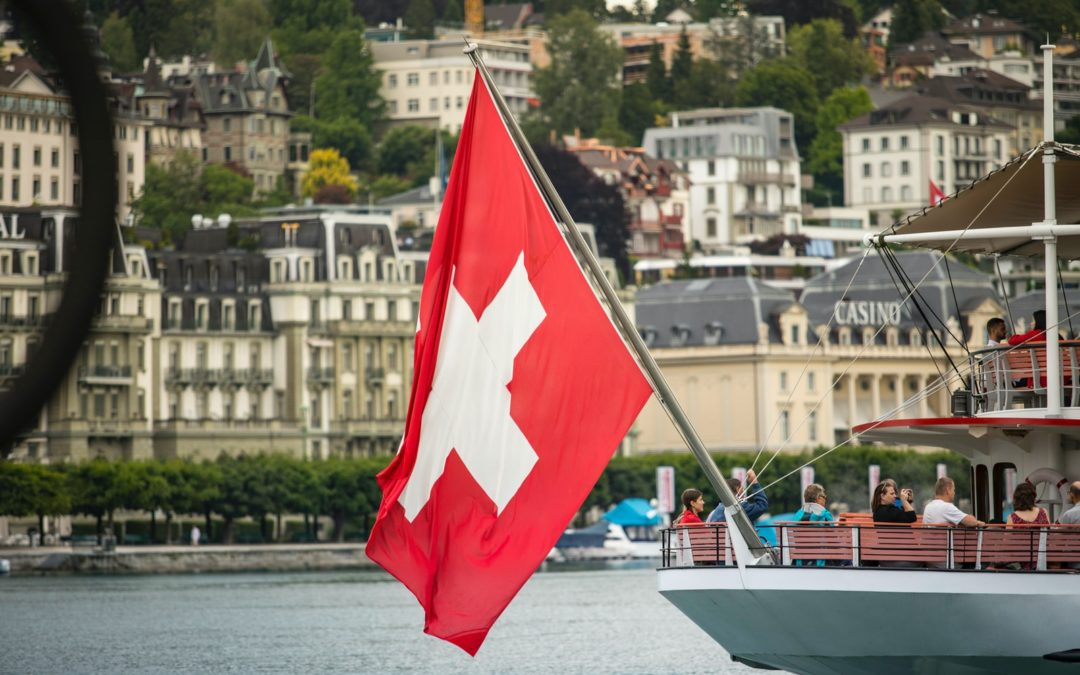Is it better to build or buy a bank in Switzerland?