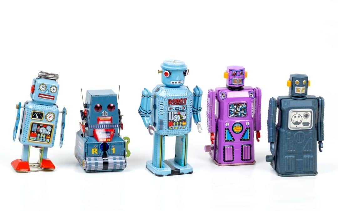 Robotic Process Automation (RPA) – 4 ways on how it can Transform your Business?